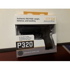 SigSauer P320 Advanced Sport Pellet CO2 Pistol