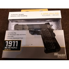 Sig Sauer 1911 'We The People'  BB Air Gun